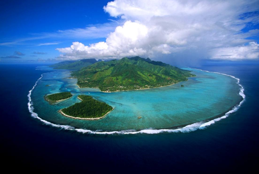 île de Moorea, Polynésie française