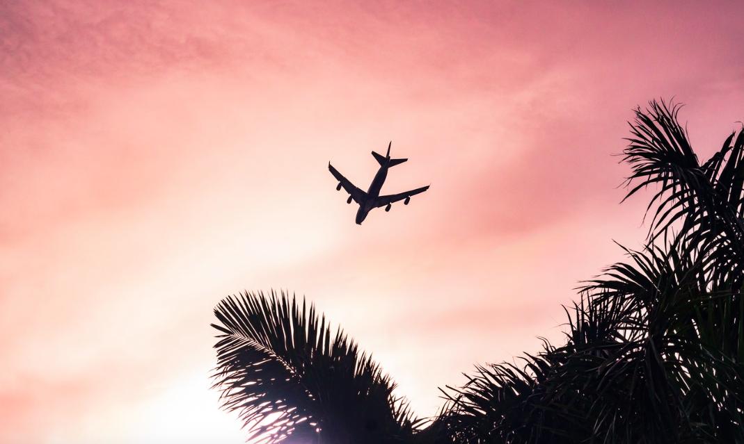 Tour du monde aérien