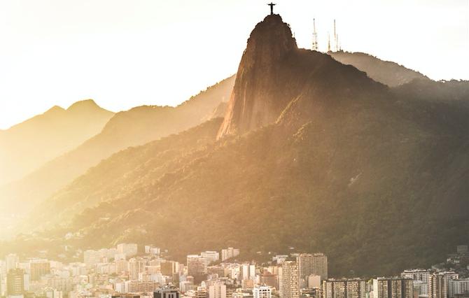 tour du monde aérien - Rio de Janeiro