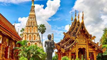 Temples de Thaïlande