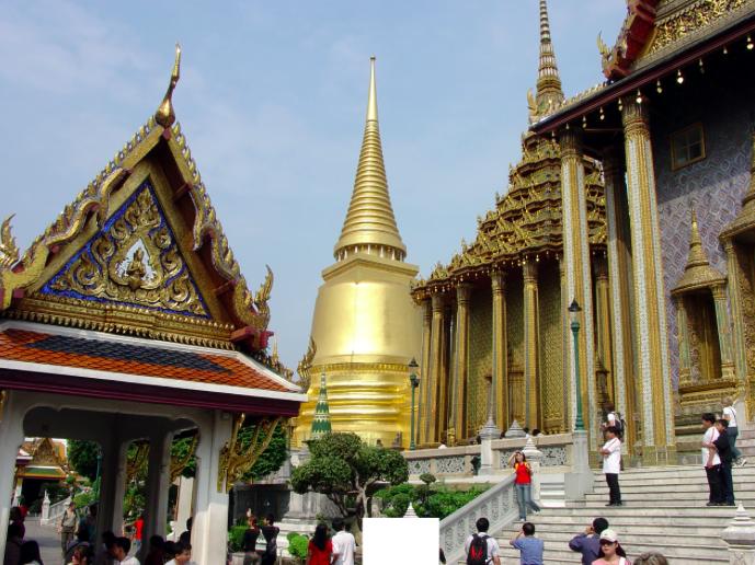 Wat Phra Karo, Thaïlande