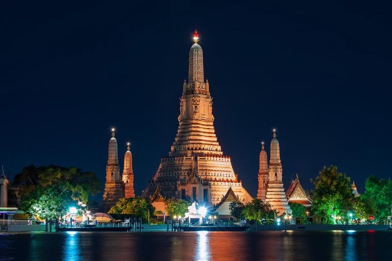 Wat Arun, Thaïlande