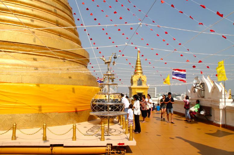 Wat Saket, Thaïlande