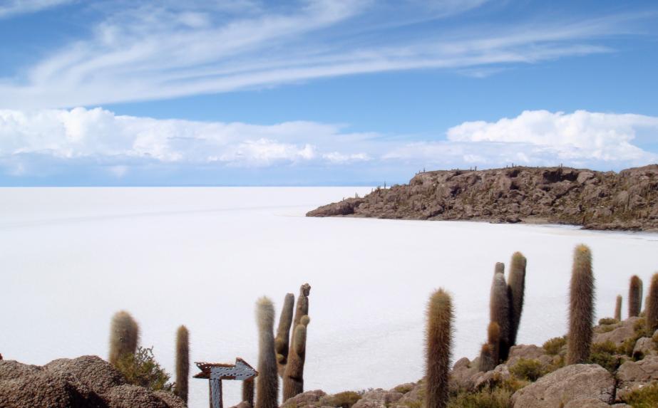 Incahuasi, Bolivie