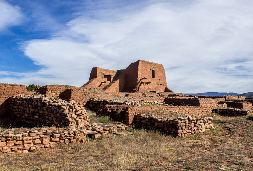 Parc national historique de Pecos, Nouveau-Mexique