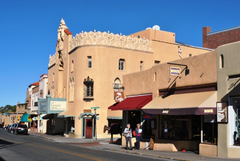 Santa Fe, Etats-Unis