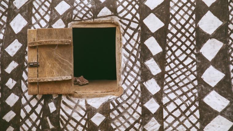 Tiébélé, Burkina Fasso