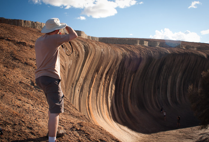 Wave Rock, Asutralie