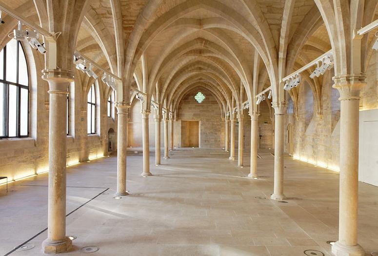 collège des Bernardins , Paris