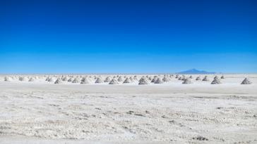 désert Bolivie