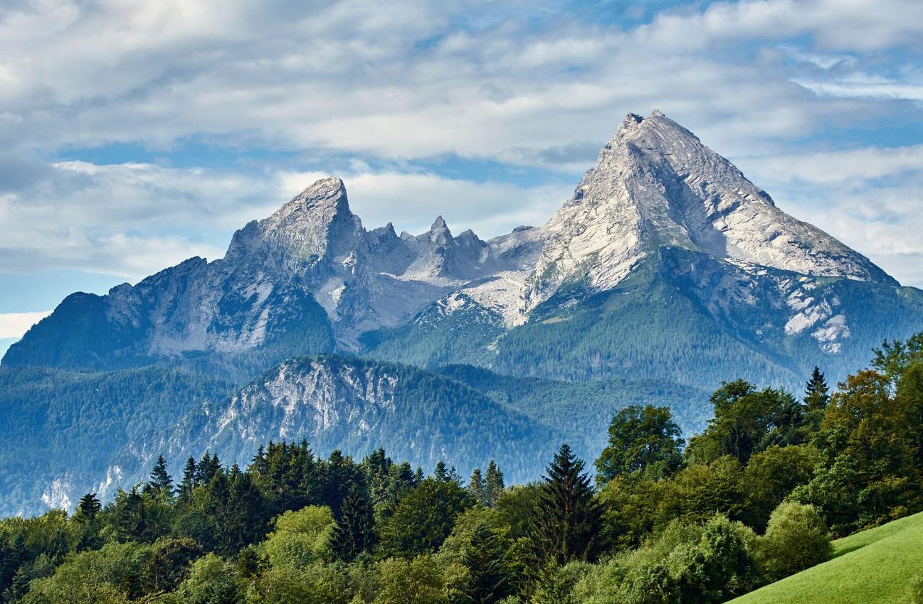 mont Watzmann, Allemagne