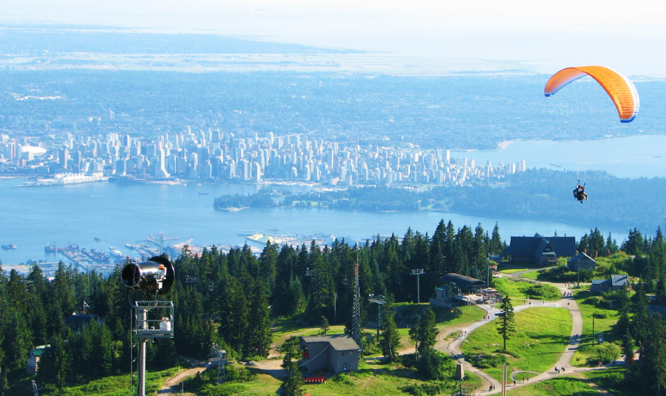 mont Grouse, Vancouver