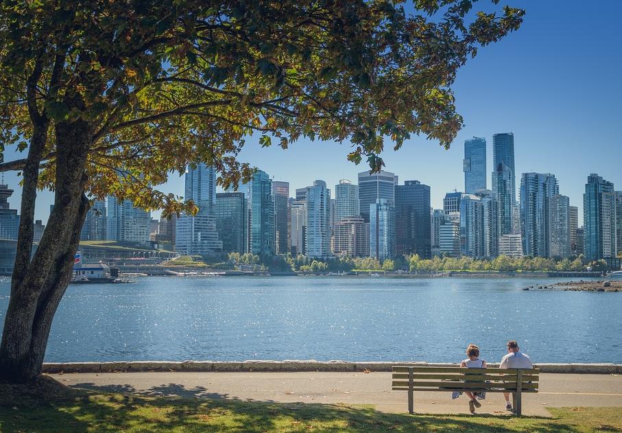 parc Stanley, Vancouver