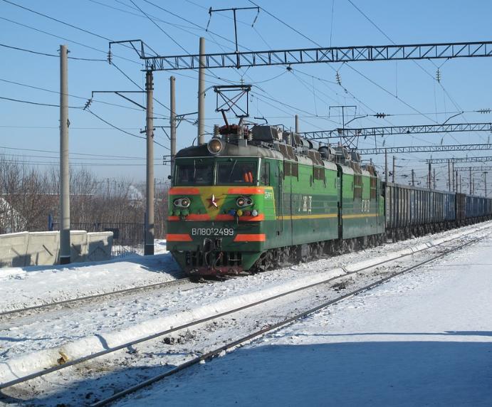 train transsibérien