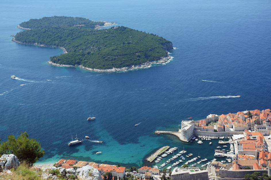 île-de-lokrum-croatie