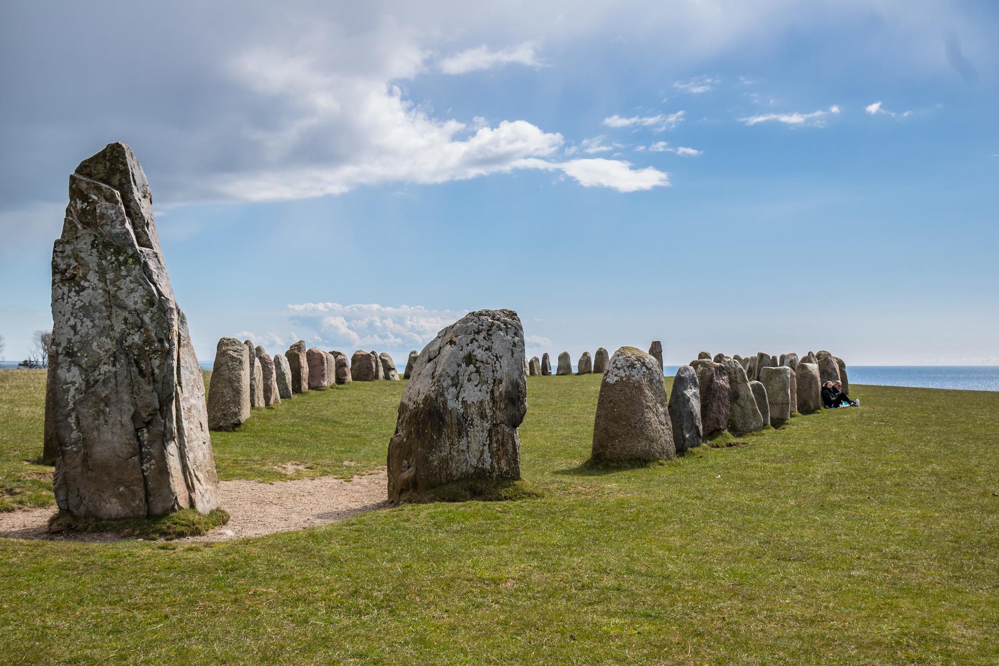 megalithes de ale lieux emblematiques europe