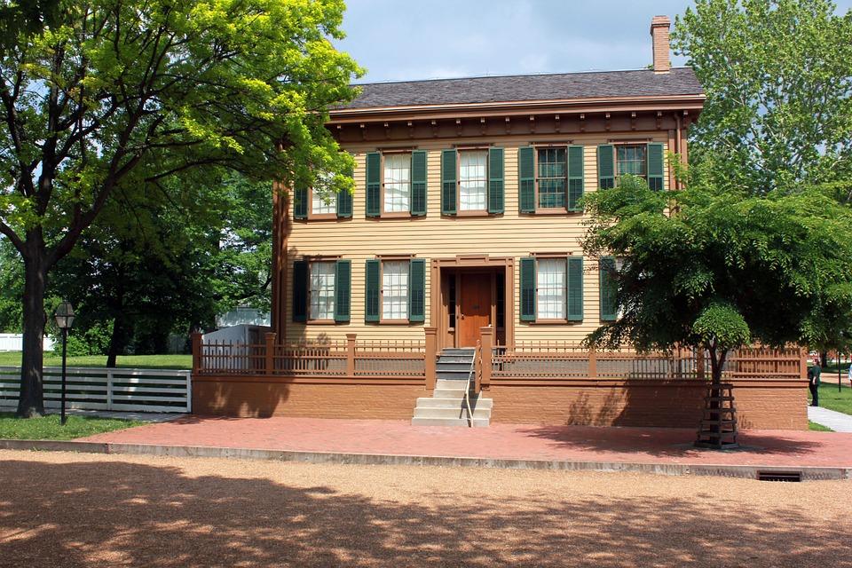 Abraham Lincoln Maison