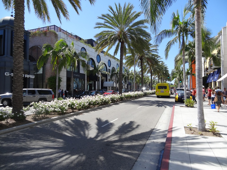 Avenue rodeo drive