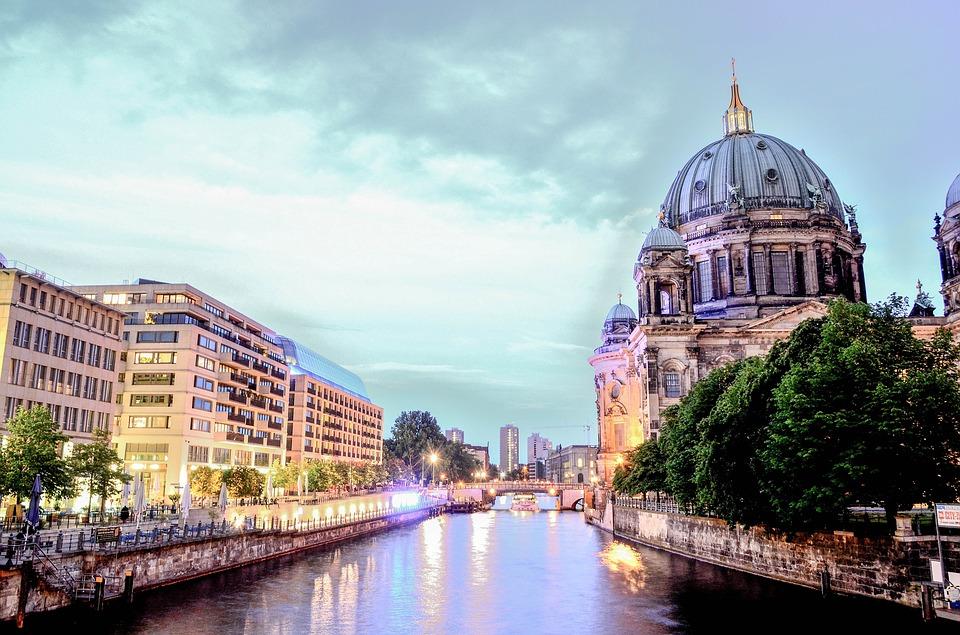 Berlin cathedrale destinations etudiants