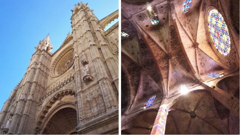 cathedrale majorque vacances