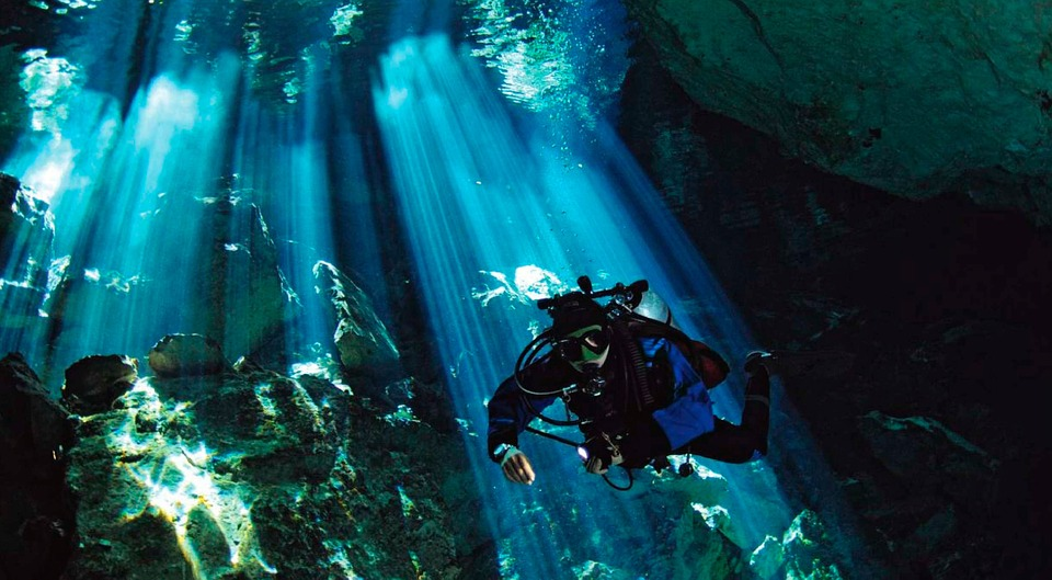 Cenote Yucatan Diving plongée