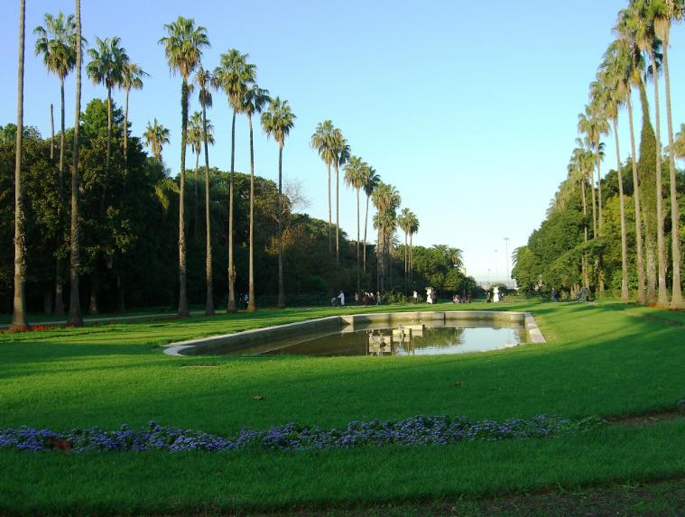 Jardin d'essai El Hamma
