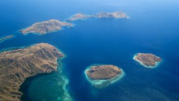 île de Komodo
