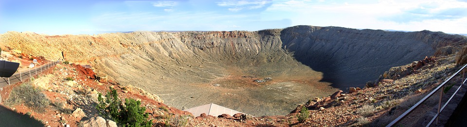 Meteor Crater Route 66