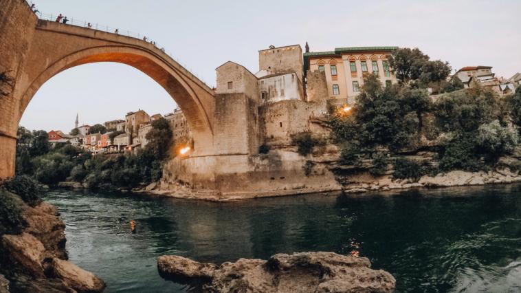 Mostar, Bosnie Herzegovine