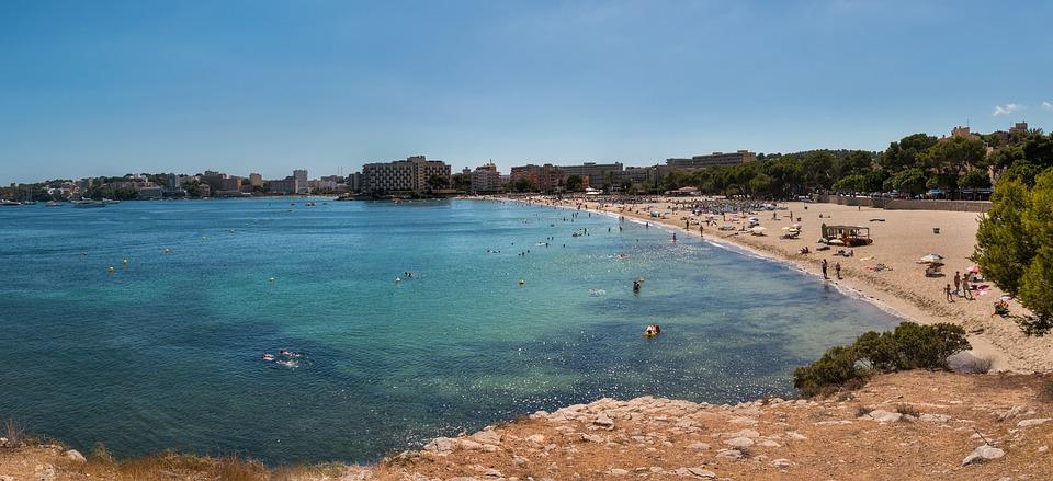 Palma de Majorque destinations etudiants