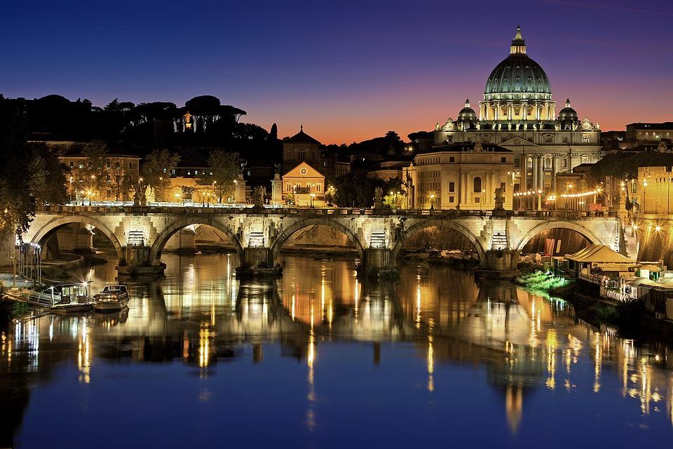 Rome destinations etudiants