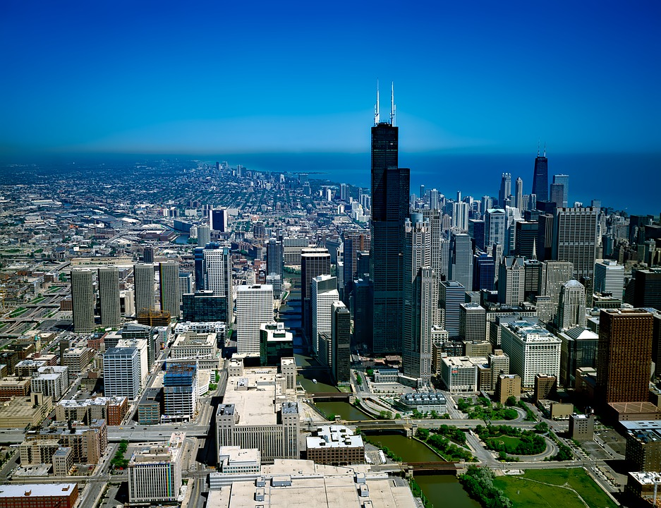 Sears tower route 66