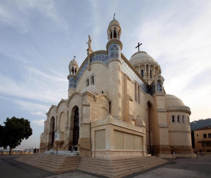 basilique d'Alger