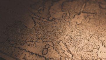 europe carte lieux emblematiques spirituels et sacres