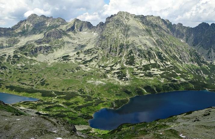 monts Tatras, Pologne