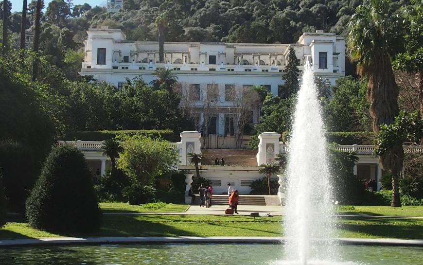 musée national des beaux-arts, alger