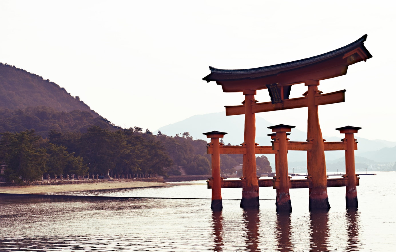 miyajima iles japonaises