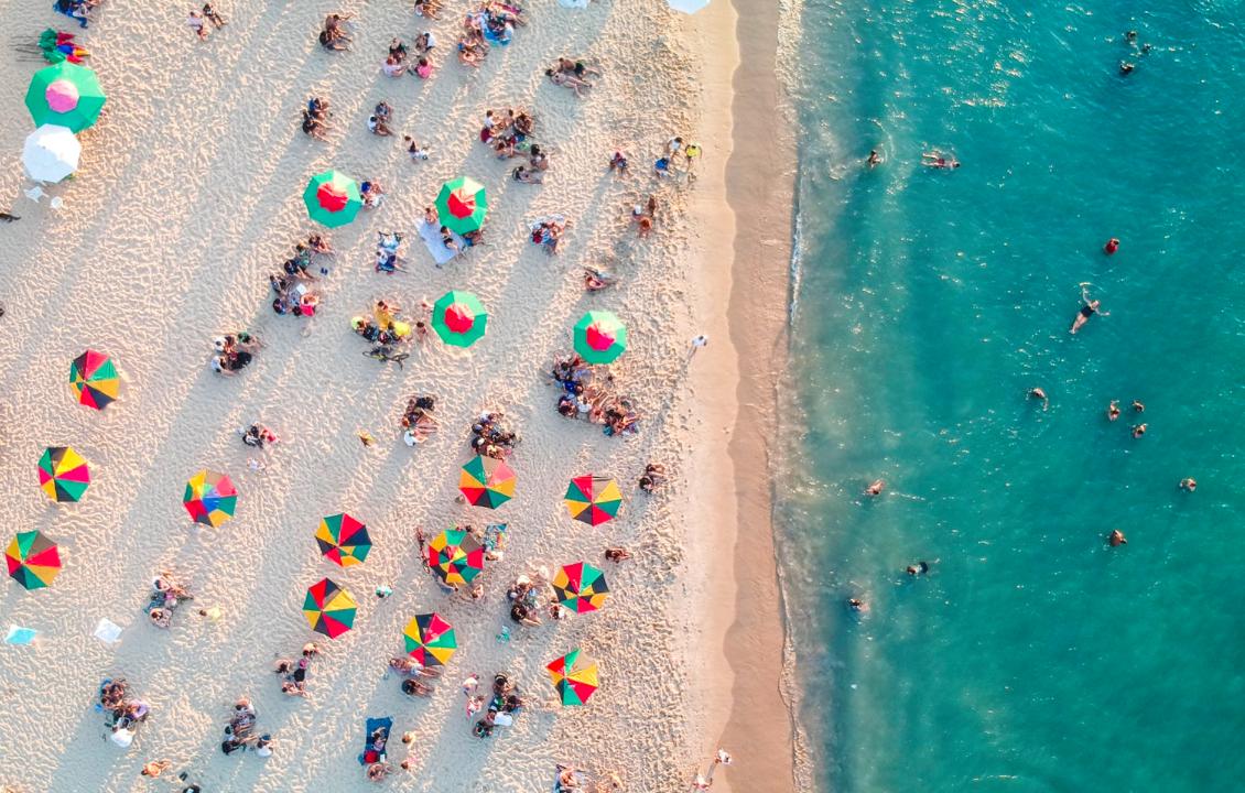 plage États-Unis
