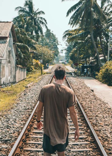 Sri Lanka rails
