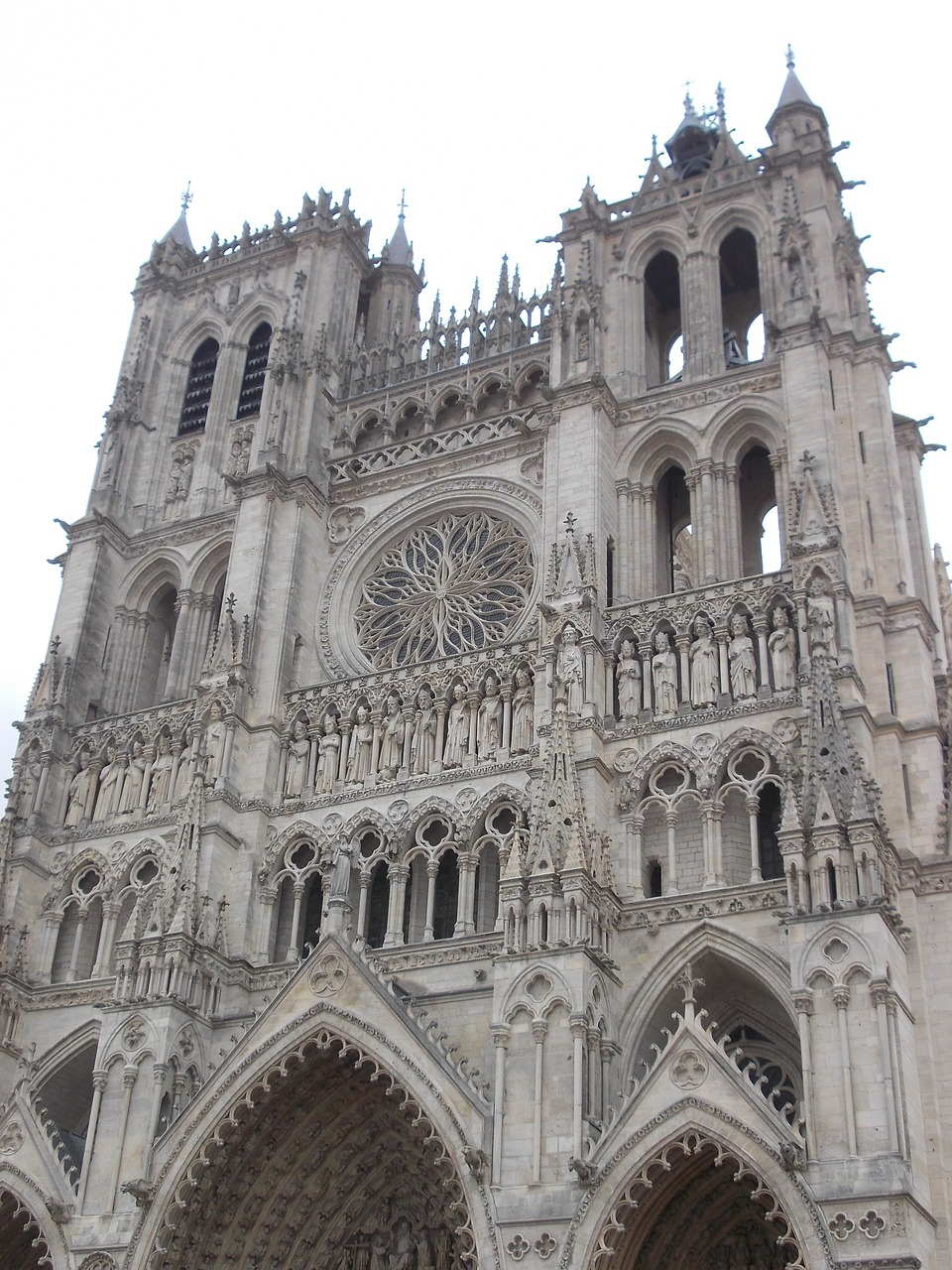 amiens france cathedrales