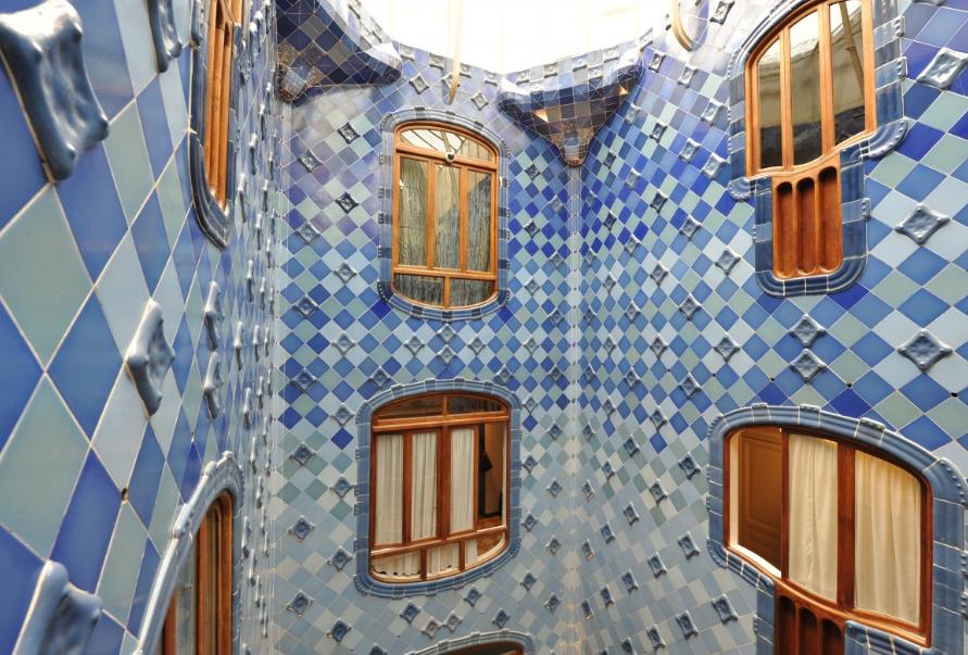 intérieur Casa Batllo