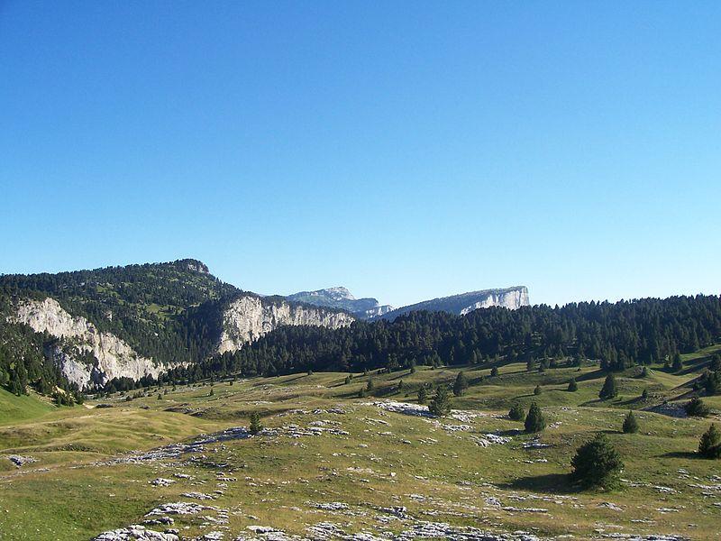 plateaux du Vercors isère