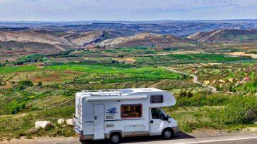 camping car ecosse voyage