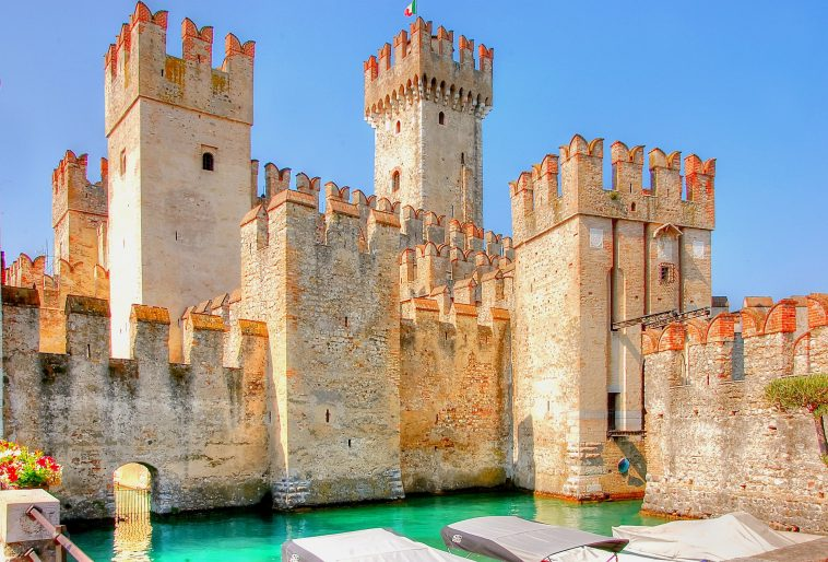 Scagliero castle