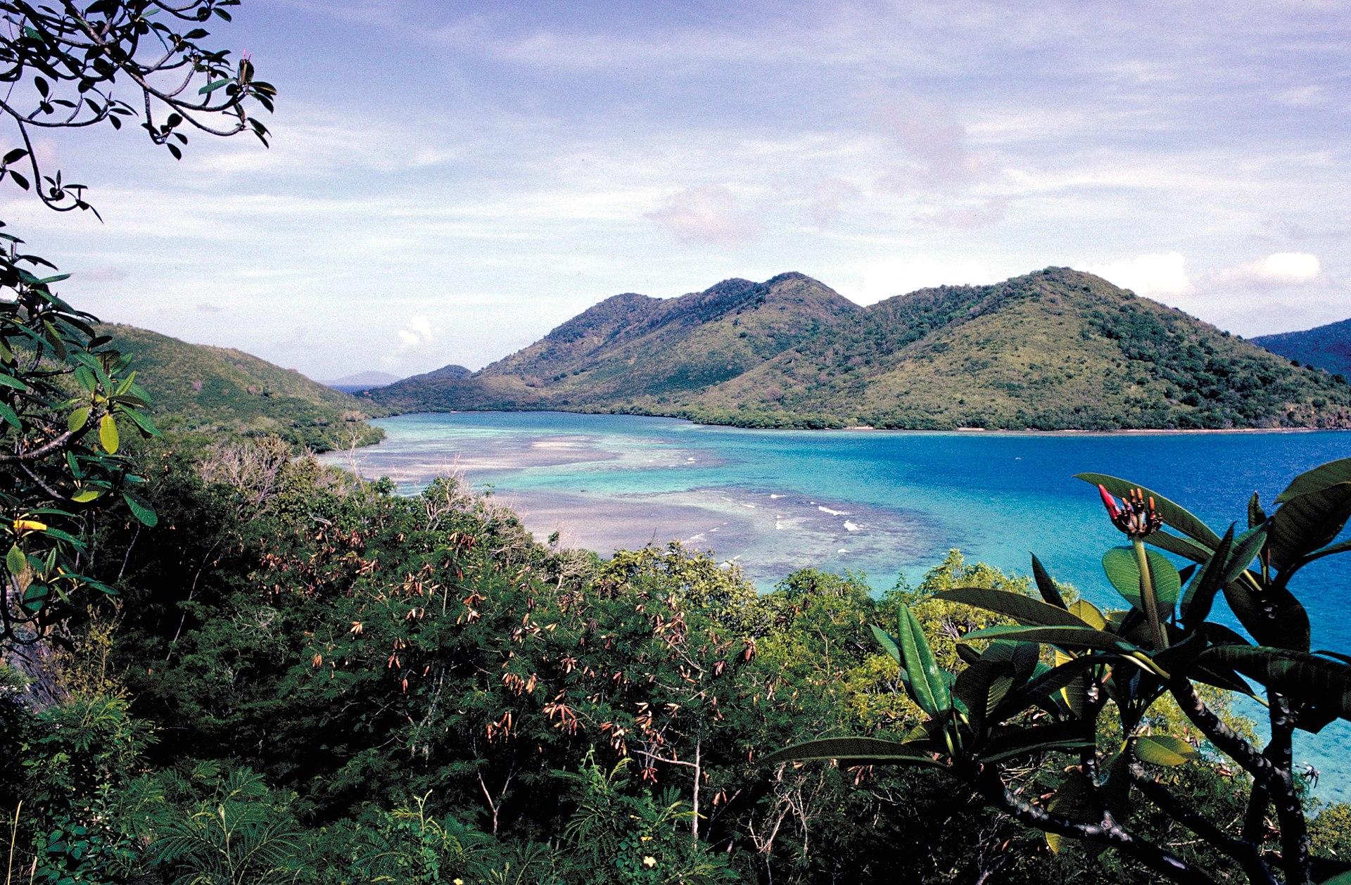 iles vierges plus beaux parcs nationaux états unis