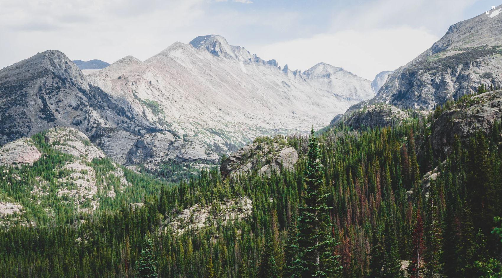 rocky mountains colorado plus beaux parcs des états unis