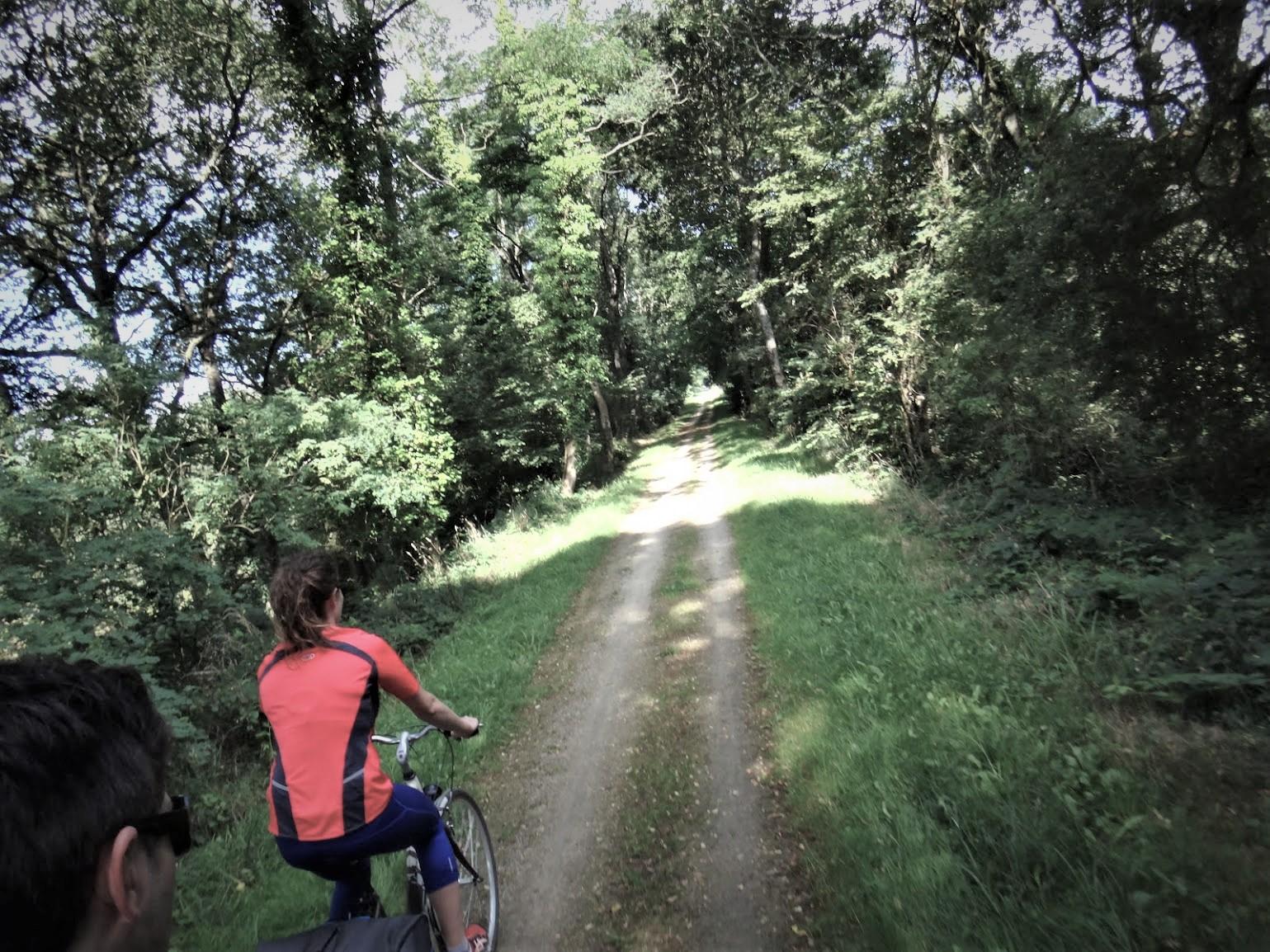 vélo Bretagne paysage écluses