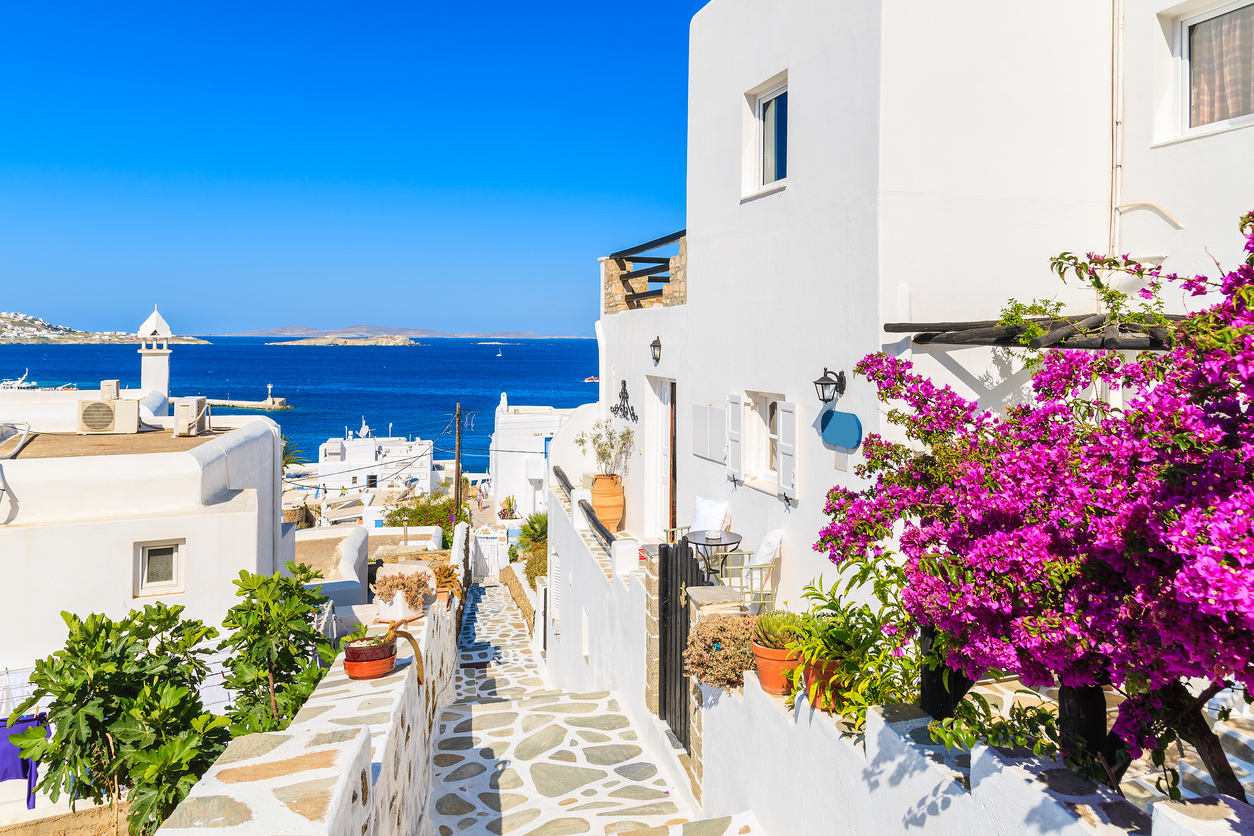 Mykonos Cyclades Grèce