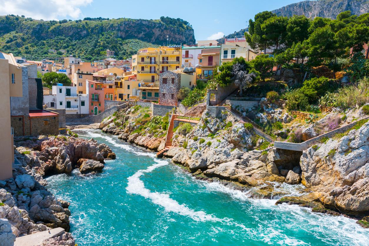 Sant'Elia Sicile Italie